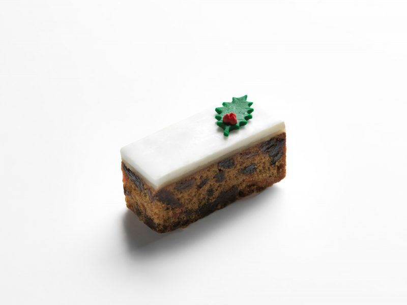 Festive afternoon tea cake